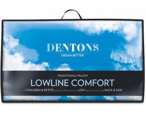 Dentons Comfort Lowline Pillow - Click for more info