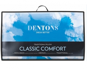 Dentons Comfort Classic Pillow - Click for more info