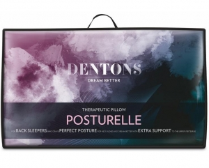 DENTONS POSTURELLE THERAPEUTIC PILLOW - Click for more info