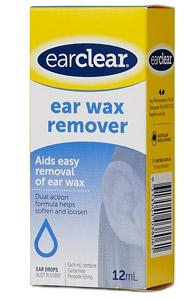 Ear Clear Ear Wax Remover - Click for more info