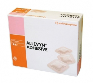 Allevyn Adhesive Dressing 12.5cm x 12.5cm - Click for more info