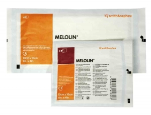 Melolin Dressing 10cm x 10cm - Click for more info
