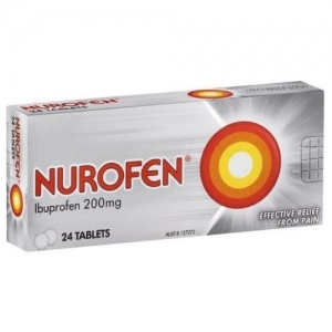 Nurofen 200mg Tablets - Pack 24 - Click for more info