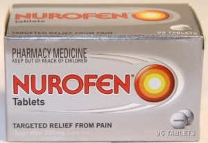 Nurofen 200mg Tablets - 96s - Click for more info