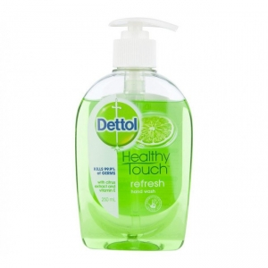 Dettol Fresh Hygene/Wash Pump 250ml - Click for more info