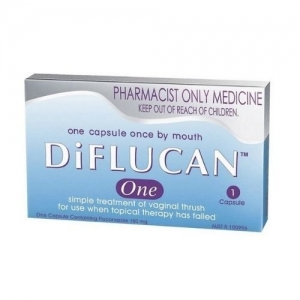 DIFLUCAN ONE 150mg CAPSULES - Click for more info