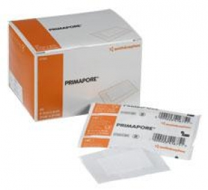 Primapore SELF-ADHESIVE DRESSING 8.3cm x 6cm - Click for more info