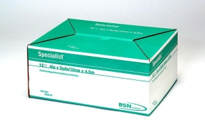 Specialist Plaster Of Paris 15cm X 4.6m - Box 12
