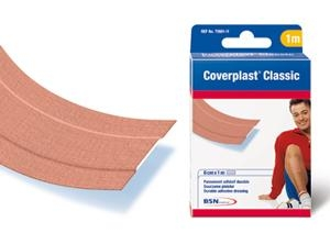 Coverplast Fabric Strip Dressing 6cm x 1m - Click for more info