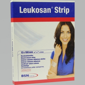 Leukosan Strip 12mm x 100mm - Pack 6 - Click for more info