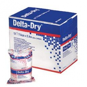 Delta-Dry Water Resistant Cast - Box 12 (73443-04 7.5cm x 2.4m)