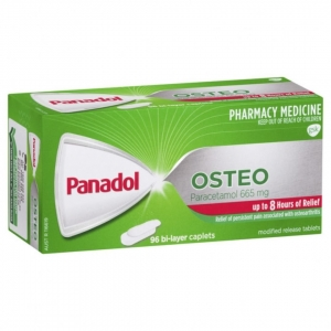 Panadol Osteo Caplets - Pack 96 - Click for more info