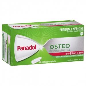 Panadol Osteo Caplets - Pack 96