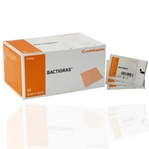 Bactigras Dressing 5cm x 5cm - Click for more info