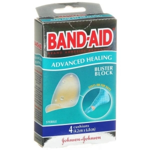 Band-Aid ADVANCED HEALING BLISTER BLOCK - Packet 4 - Click for more info