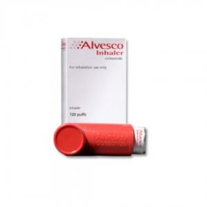 Alvesco Inhaler 160mg