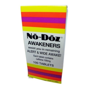Nodoz Awakener Tablets - Box 100