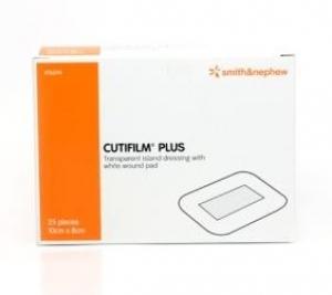 Cutifilm+ Waterproof Dressing 8cm X 10cm
