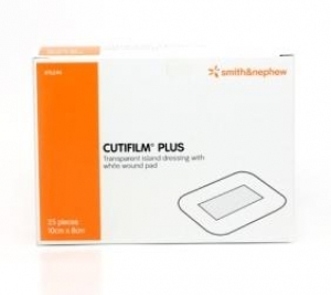 Cutifilm+ Waterproof Dressing 10cm x 20cm - Click for more info