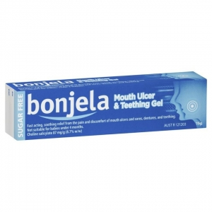 BONJELA MOUTH ULCER GEL 15g - Click for more info