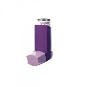 Seretide 125 Inhaler 25mcg - 120 Doses