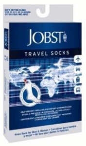 Jobst Travel Socks Beige - Click for more info