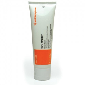 SOLOSITE WOUND GEL 50G TUBE - Click for more info