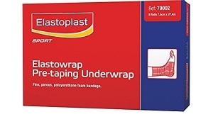 Elastoplast Sport Underwrap Pink 7.5cm x 27.4m - Click for more info