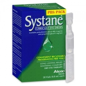 Systane Eye Drops 0.8ml - Pack 28