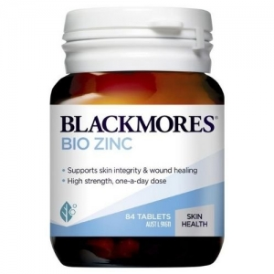 Blackmores Bm Bio Zinc Tablets - Pack 84 - Click for more info