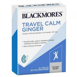 Blackmores Travel Calm Ginger - Pack 45 - Click for more info