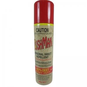 Bushman Ultra Insect Repellant Aerosol - 60g - Click for more info