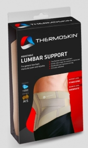 Thermoskin Adjustable Lumbar Support - Click for more info