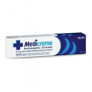 MediQuattro FIRST AID CREAM 50g - Click for more info