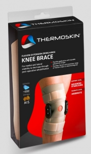 Thermoskin Knee Brace Flexion Extension ROM Hinge Small - Click for more info