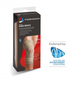 Thermoskin Knee Hinged Dual Pivot - Click for more info