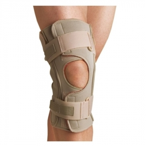Thermoskin Single Pivot Knee Brace Open Wrap Extra Small - Click for more info