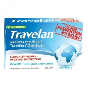 Travelan Caplets - Pack 30