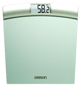 Omron DIGITAL BATHROOM SCALES (HN289) - Click for more info