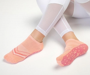 Pilates Socks Volley Footlet