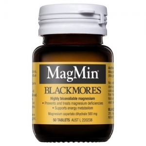 Blackmores Magmin 500mg Tablets - Click for more info