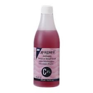 3M Avagard ANTISEPTIC SURGICAL HAND SCRUB  500ml - Click for more info