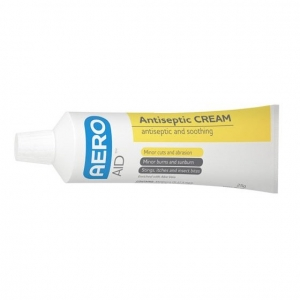 Aeroaid Antiseptic Cream 25g Tube