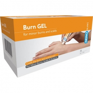 Aeroburn Burn Gel Tube