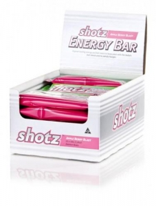 Shotz ENERGY BAR - Click for more info