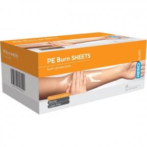 AeroBurn Polyethylene Burn Sheets 20cm x 20cm - Box 25 - Click for more info