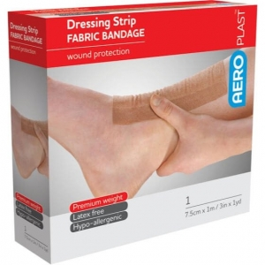 Aeroplast Fabric Dressing Strip