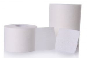 Heel & Lace Pad Adhesive 10cm x 10m - Click for more info