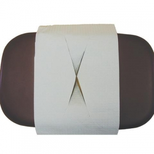 CHIROPRACTIC HEADPAD WITH X CUT - Carton 1000 - Click for more info