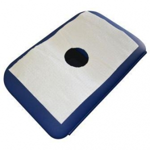 FENESTRATED HEADPAD, WITH CIRCLES- Carton 1000 - Click for more info